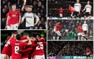 Ighalo bùng nổ, Man Utd loại đội bóng của Rooney để vào tứ kết FA Cup