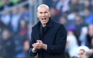 Juventus muốn gây bất ngờ với tương lai Zidane