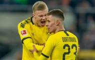 Haaland đổi vai diễn, Dortmund công phá hiểm địa, chiếm vị trí thứ 2 BXH