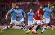 Thảm bại trước M.U, Man City 90% phải xếp hàng chào mừng tân vương Liverpool
