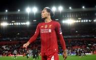 Van Dijk tiết lộ tâm trạng cầu thủ Liverpool sau thất bại