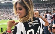 Chiêm ngưỡng vẻ đẹp 'nửa kia' của ngôi sao Juventus