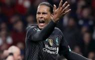 Bị loại khỏi Champions League, Van Dijk nói thẳng cái tên khiến Liverpool ôm hận