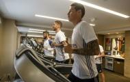 Tạm nghỉ vì Corona, Ramos vẫn có hành động khiến đồng đội trầm trồ