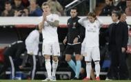 Vì một cái tên, 'mối lương duyên' Kroos - Modric bị cắt đứt