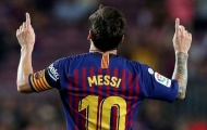 Messi vẫn là cái bóng quá lớn ở La Liga