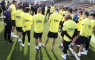 COVID-19 quá tàn khốc, BLĐ Barca bất ngờ cầu cạnh các cầu thủ 1 điều
