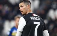 Ronaldo nhận chỉ trích gay gắt từ cựu chủ tịch Juventus