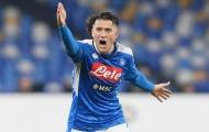 """Napoli chốt giá 100 triệu euro cho """"mục tiêu của Liverpool"""""""