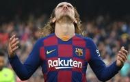 'Griezmann thấy không hạnh phúc tại Barcelona'