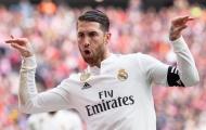Giữa bão đại dịch, đây là cách Ramos đón tuổi mới 34...