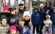 Mang con về Ý theo Icardi, Wanda Nara bị chồng cũ mắng tơi tả