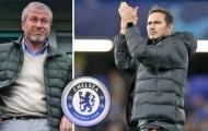 Lộ ngân sách cực khủng do Abramovich duyệt chi cho HLV Lampard