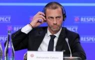 Bỉ tiên phong dừng giải VĐQG, UEFA phản ứng gay gắt