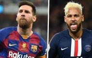 Rivaldo: 'Neymar đã sẵn sàng quay lại Barcelona'