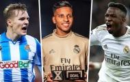 Dải Ngân hà mới của Real Madrid trông ra sao?