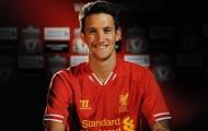 'Không ai ở Liverpool hiểu tôi, tôi phải tập luyện một mình'