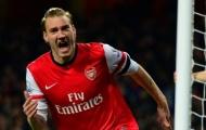 Nghỉ đá bóng, 'Lord' Bendtner chuyển sang làm HLV