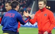 Beckham: 'Tôi biết mình nên giải nghệ ngay sau khoảnh khắc bị Messi vượt qua'