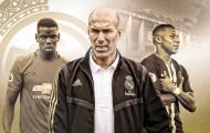 Real Madrid và cuộc cải tổ đội hình mùa hè 2020