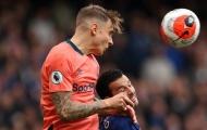 Lucas Digne: 'Carlo Ancelotti có thể đưa Everton đến Champions League'