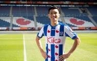 Báo Hà Lan nói lời 'cay đắng' về Đoàn Văn Hậu tại SC Heerenveen
