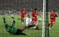 Alonso hồi tưởng pha đá hỏng penalty ở chung kết C1 2005