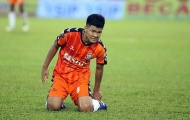 Đã rõ mức độ chấn thương của cặp song sát U23 Việt Nam sau vòng 1/8 Cúp QG