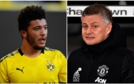 Man Utd chốt 3 cái tên thay thế Jadon Sancho