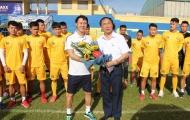 CHÍNH THỨC: CLB Thanh Hoá đón HLV mới, đặt mục tiêu vừa tầm cho mùa giải