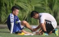 CLB Hà Nội nhận hung tin trước trận tiếp SLNA tại vòng 5 V-League 2020