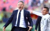 CHÍNH THỨC: 'HLV chiến thắng bệnh ung thư' được vinh danh ở Serie A