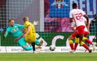 Haaland nổ súng trong cái nhìn bất lực của Werner, Dortmund hạ đẹp Leipzig trên sân khách