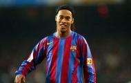 'Tôi được ra giá 500.000 pesetas để triệt hạ Ronaldinho'