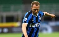 Eriksen cảm thấy không hài lòng với chiến thắng của Inter Milan