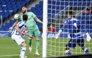 2 lần 'hưởng lợi' từ VAR, Real Madrid chiếm lấy ngôi đầu của Barca