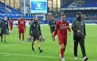 'Hút chết' rời Goodison Park, Liverpool vẫn phải chờ ngày nâng cúp