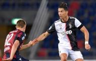 Ghi bàn giúp Juventus giành chiến thắng, Ronaldo khiến CĐV thất vọng vì điều này