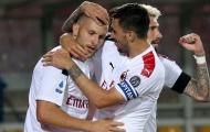 Hiệu ứng Ibrahimovic giúp AC Milan hủy diệt đối thủ 4-1