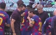 Messi 'lơ đẹp' thành viên BHL, mâu thuẫn nội bộ Barca ngày một leo thang