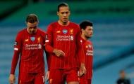 Liverpool và nỗi nhức nhối sau trận thua mất mặt Man City