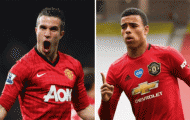 Van Persie dành lời khen đặc biệt đến sao mai Man United