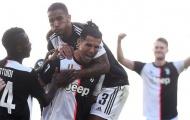 Ronaldo sút phạt thành bàn sau hơn 2 năm, Juve thắng đậm trận derby