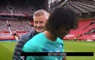 Lộ thông điệp Ole 'gạ gẫm' Nathan Ake ngay sau trận đấu Bournemouth