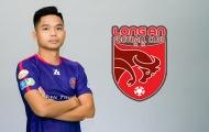 CHÍNH THỨC: Nâng cấp hàng thủ, CLB Long An chiêu mộ cựu sao U16 Việt Nam