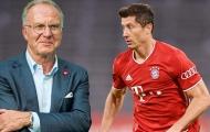 Sếp lớn Bayern tác động đến chủ tịch FIFA, đòi công bằng cho Lewandowski