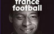 Hủy Quả bóng vàng, France Football đền bù NHM một món quà đáng giá