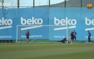 Barcelona chuẩn bị gặp Napoli tại Champions League