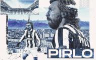 Andrea Pirlo: Từ nhạc trưởng mẫu mực đến tân HLV của Juventus