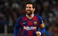 Messi mua nhà gần trụ sở chính Inter Milan